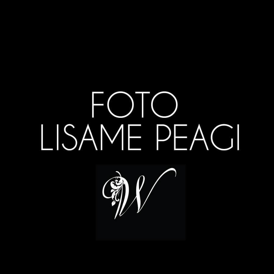 Celestobarite silver pendant