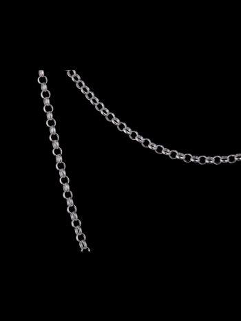 SILVER CHAIN Ø 3,8mm