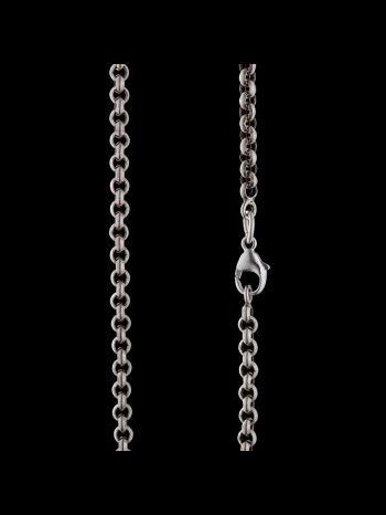 4mm silver chain
