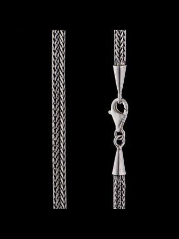 5,5 Snake silver chain