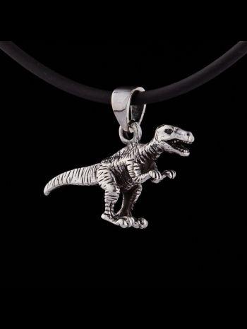 "Silver pendant ""Dragon"""