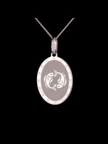 """Zodiac pendant """"Pisces"""""""