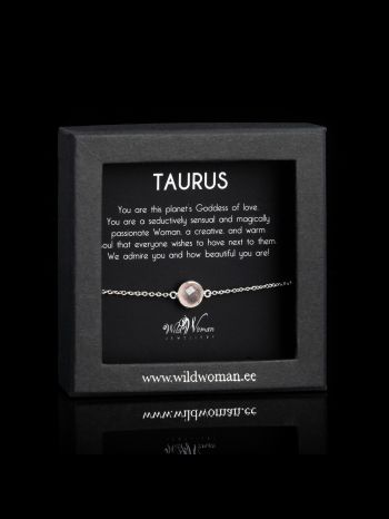Taurus - Goddess of Love (silver)