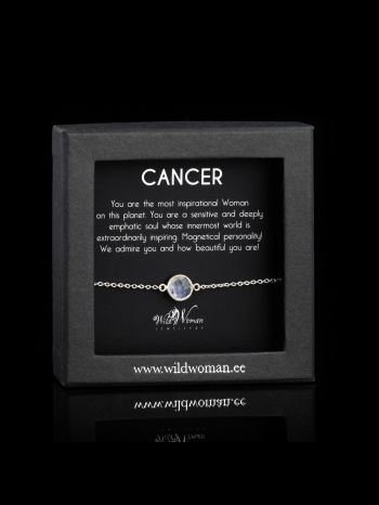 Cancer - the most inspiring Woman on the Planet (silver)