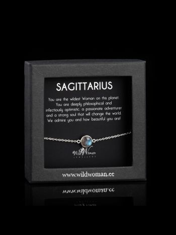 Sagittarius - the wildest woman on the Planet (silver)