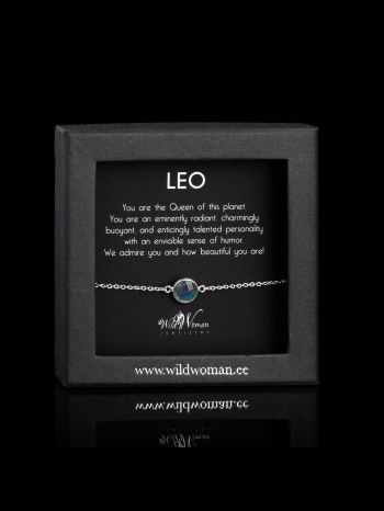 Leo - the queen of the Planet (silver)