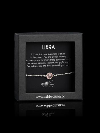 Libra - the most irresistible Woman on the Planet (silver)