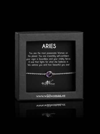 Aries - the most passionate Woman on the Planet (silver)