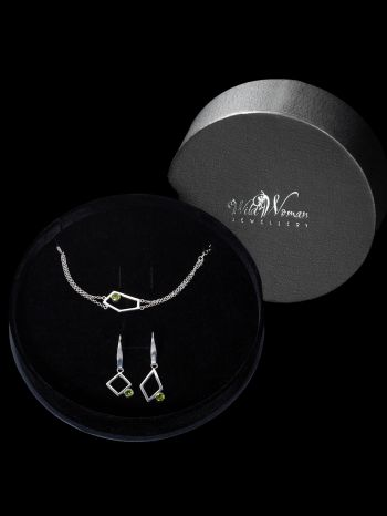 PASSION Silver Jewellery in a Gift Box – as a set 217,80€