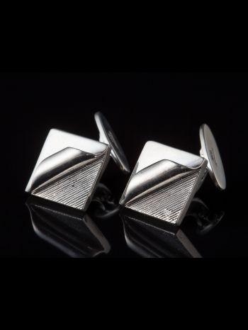 Silver Cufflinks