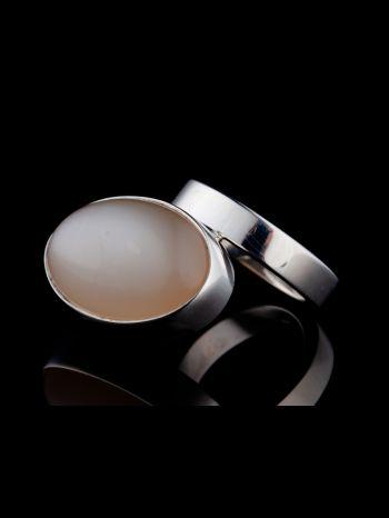 """Self-love"" silver ring"
