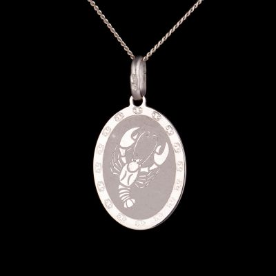 "Zodiac pendant ""Cancer"""