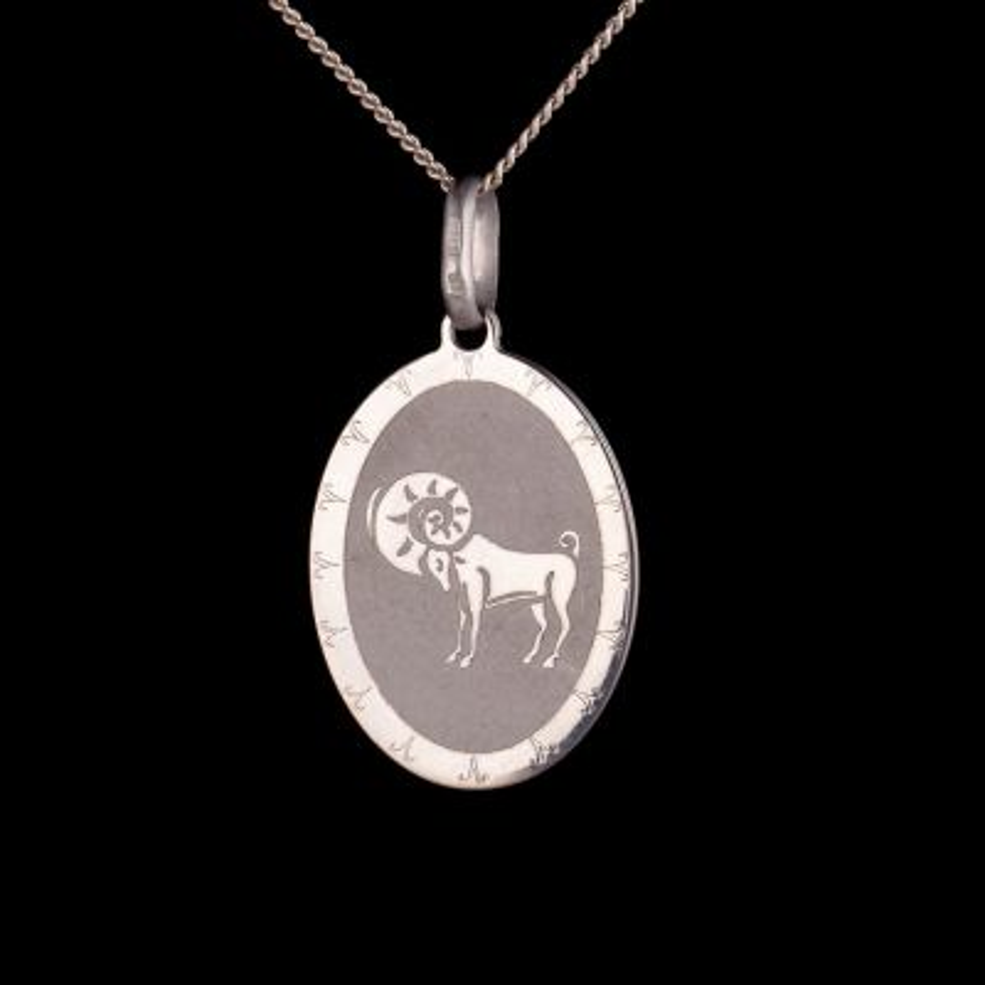 "Zodiac pendant ""Capricorn"""