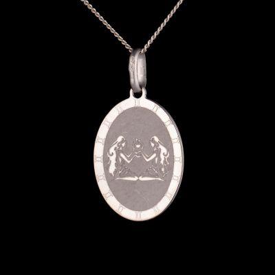 "Zodiac pendant ""Gemini"""
