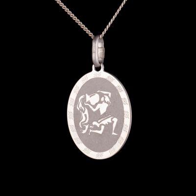 """Zodiac pendant """"Aquarius"""""""