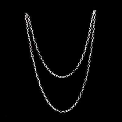 Self-confident silver chain ⌀ 4,9x7mm