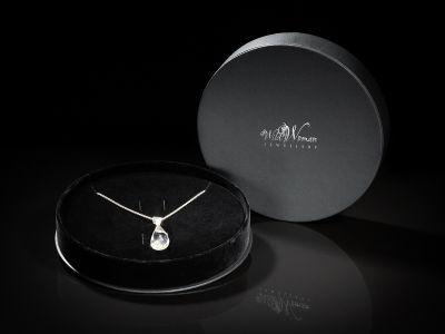 Big Gift Box (for jewellery set, big pendant; ⌀190mm)